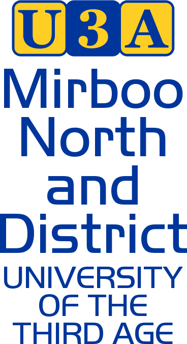 U3A Mirboo Nth District: University of the Third Age